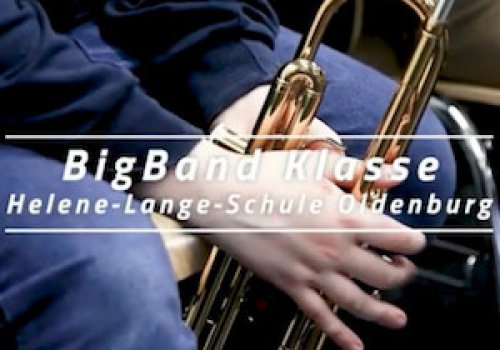 Big Band Klasse an der HLS