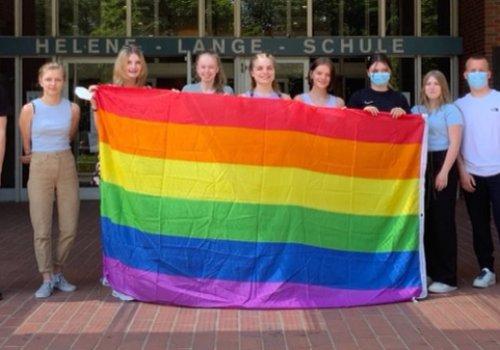 """Ankündigung zum """"Pride Month"""""""