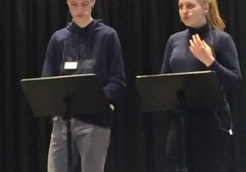 Jugend debattiert- Regionalwettbewerb 2019