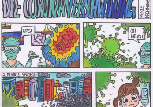Corona-Comics