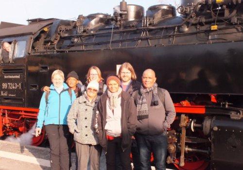 Besuch Südafrikanischer Lehrpersonen 2015