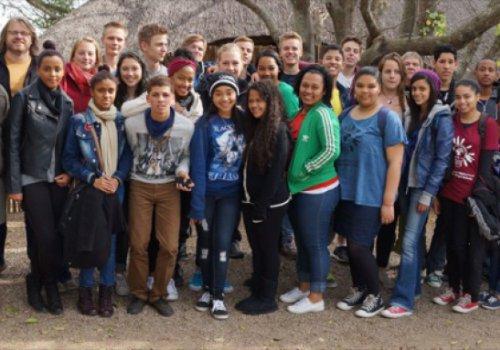 Studienfahrt der Südafrika-AG 2014 nach Port Elizabeth, RSA