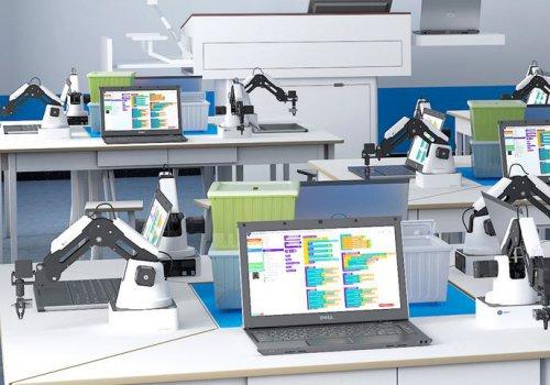 Berufsorientierung mit Robotik