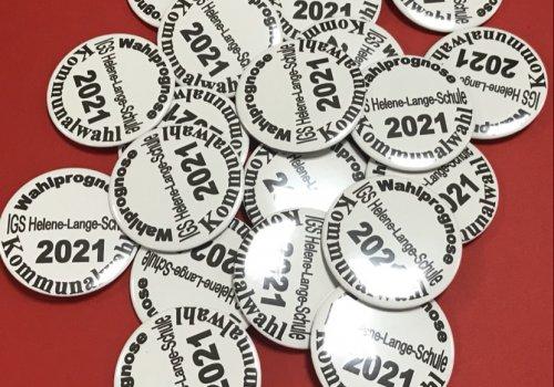 Wahlprognose zur Kommunalwahl 2021