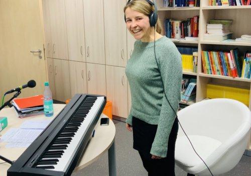 Der Oldenburger Jugendchor probt wieder!