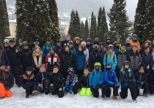 Skifreizeit des 7. Jahrgangs