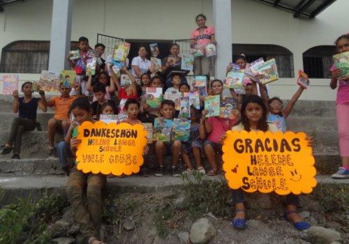 Dank aus Nicaragua
