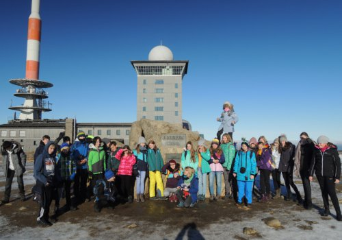 Wintersport in Schierke im Harz 2020