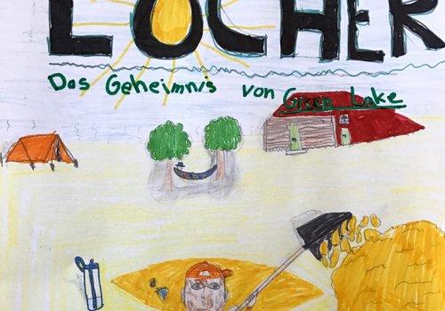 """Aus dem Deutschunterricht 2020: Klasse 6c liest """"Löcher"""""""